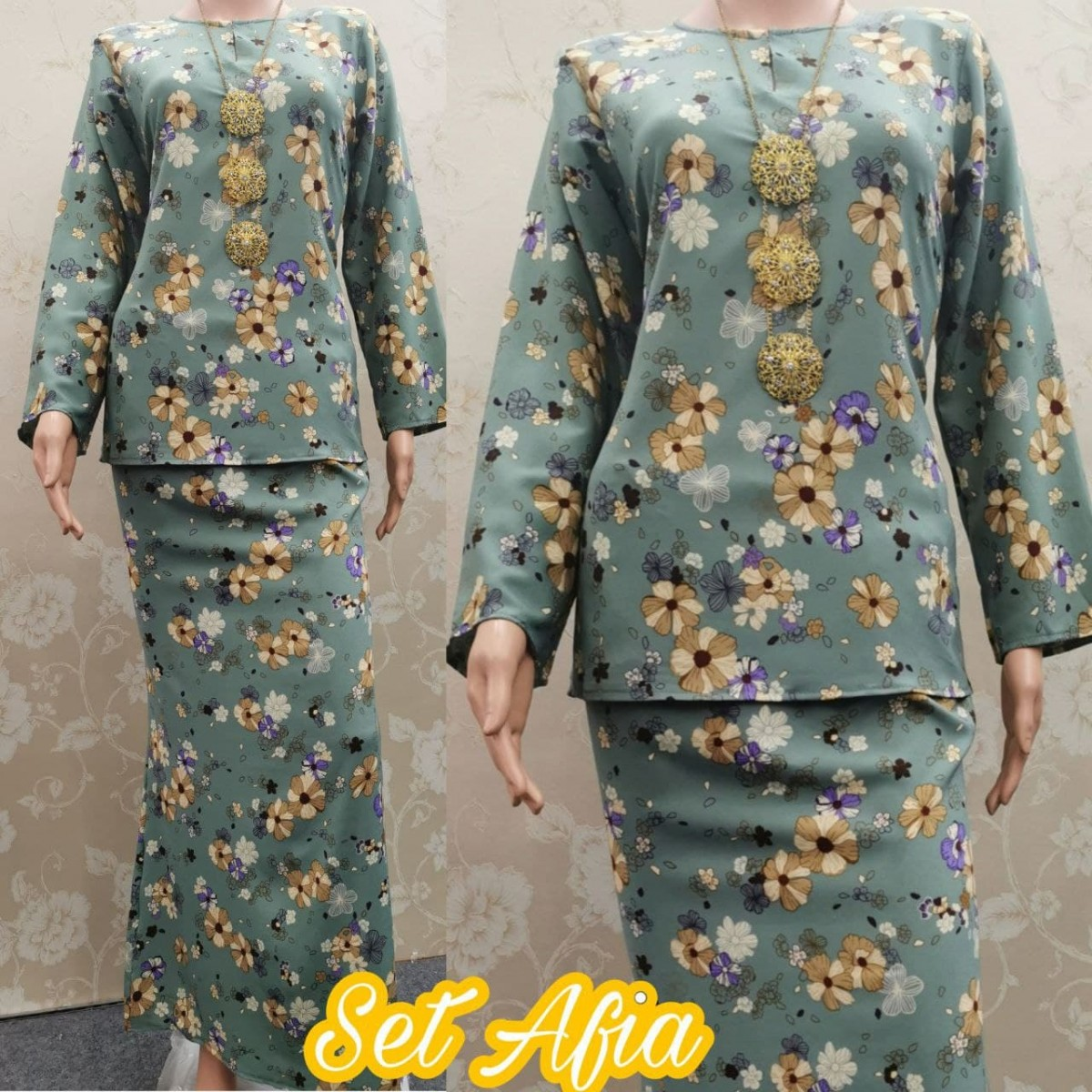SET AFIA - F5 - Aiman Collection