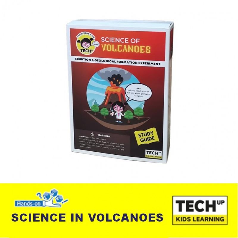 Science Kit: Science of Volcanoes