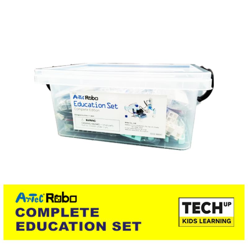 ARTEC ROBO- COMPLETE EDUCATION SET (URC OFFICIAL SET)
