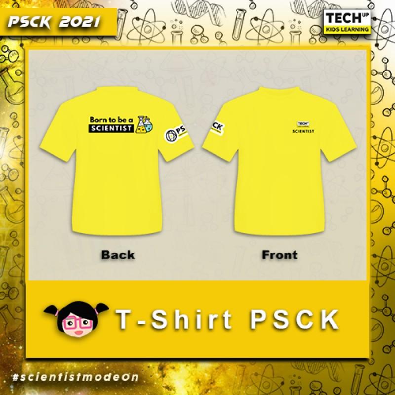 Official PSCK 2021 TShirt