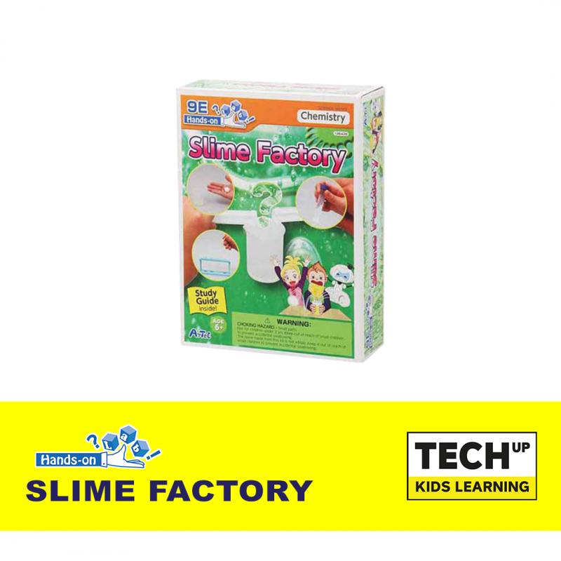 Artec Science Kit - SLIME FACTORY