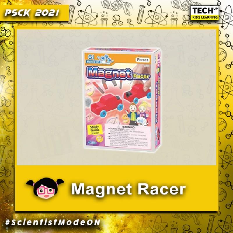 Artec Science Kit: MAGNET RACER
