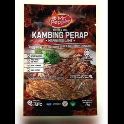 Kambing Perap Mr Pepper - 850g