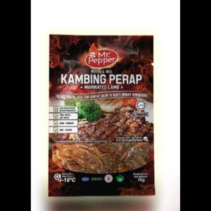 Kambing Perap Mr Pepper - 500g