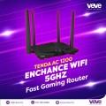 Tenda AC1200 WiFi Router (Upgrade) - VEVE