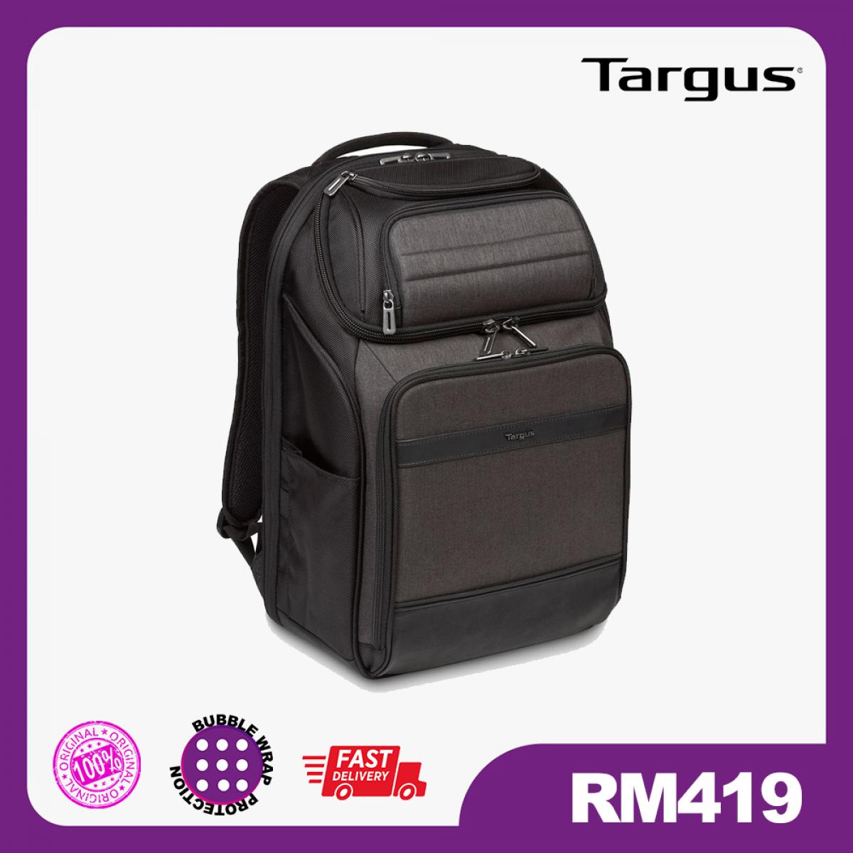 "Targus 12.5-15.6"" CitySmart Professional Multi-Fit Backpack - VEVE"