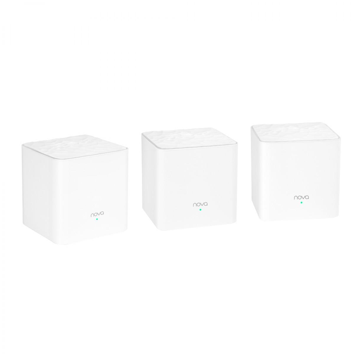 Tenda MW3(3-Pack) AC1200 Whole Home Mesh WiFi System - VEVE
