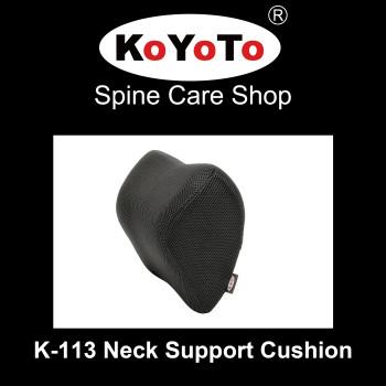 KOYOTO K-113 Memory Foam Neck Support Cushion
