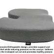 KOYOTO K-112 Memory Foam Seat Support Cushion - KOYOTO (Malaysia) Sdn.Bhd.