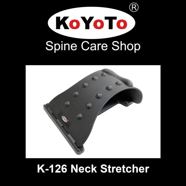 KOYOTO K-126 Neck Stretcher - KOYOTO (Malaysia) Sdn.Bhd.