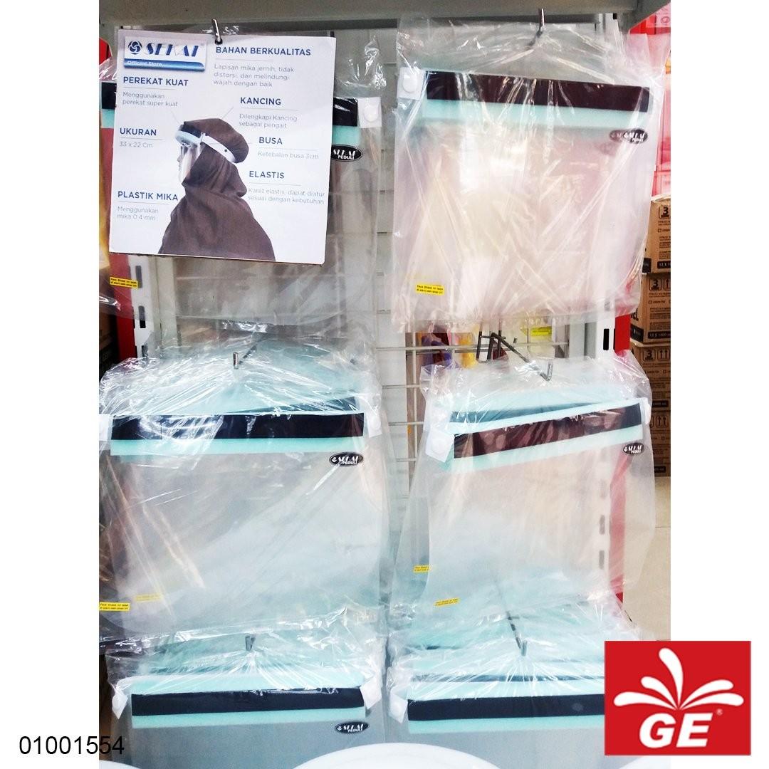 Pelindung Wajah SEKAI Face Shield 33x22cm 01001554