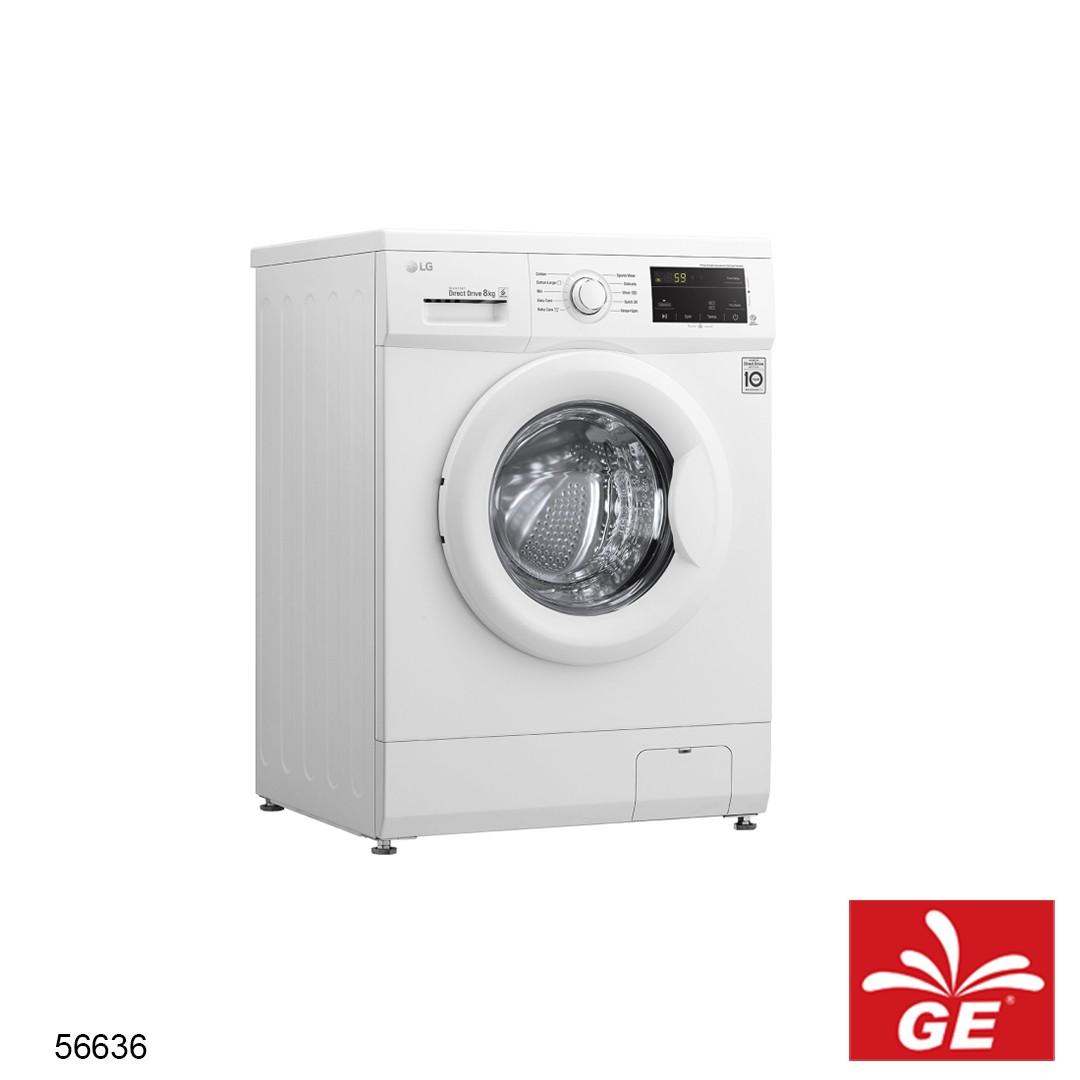 Mesin Cuci LG FM-1007N3W 1 Tabung 7 Kg 56636