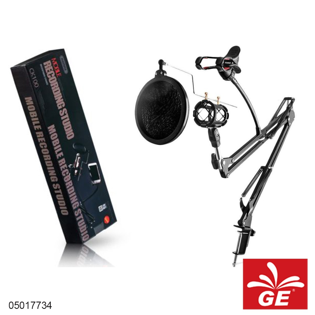 Holder Recording REMAX CK100 Mobile Recording Studio 05017734