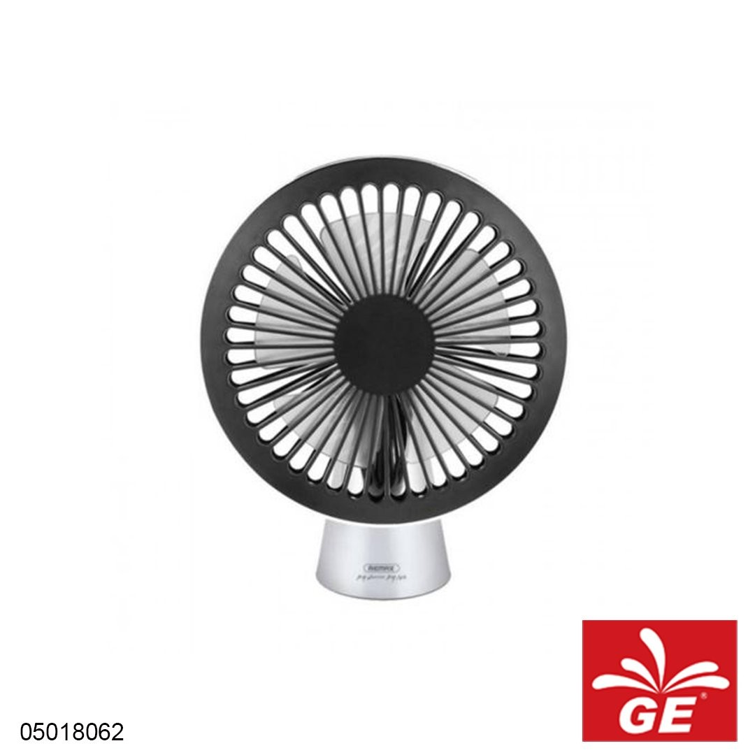 Kipas Meja REMAX F32 Desk Fan Zane Hitam 05018062