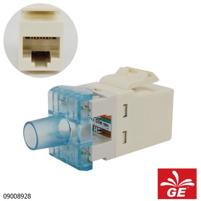 Adapter COMMSCOPE RJ45 Jack CAT5e 1375191-1 09008928