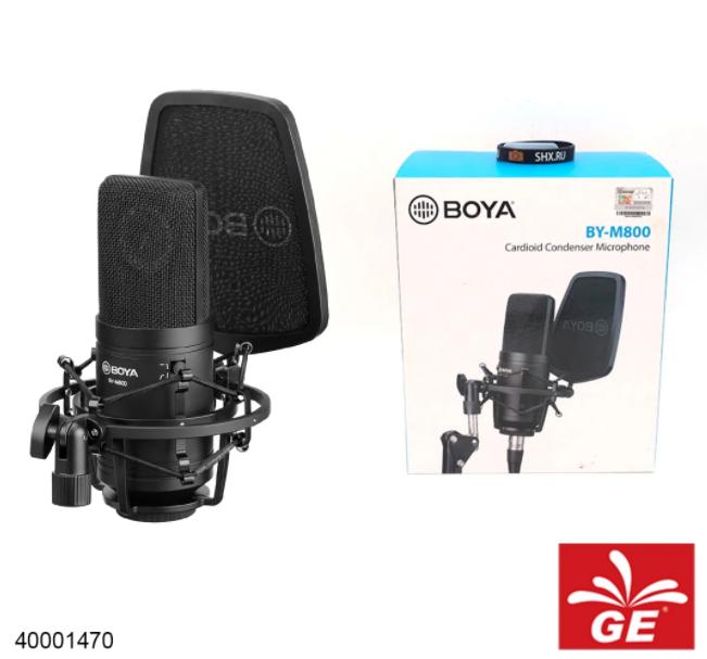 Mikrofon BOYA BY-M800 Cardioid Condenser Microphone 40001470