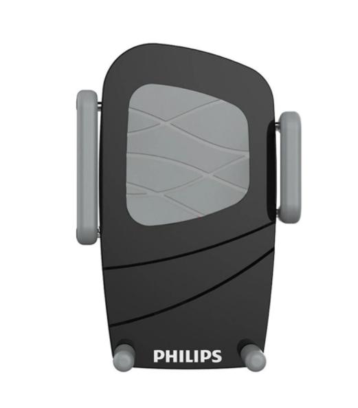 Holder Jepit PHILIPS DLK35001 Car Mount Hitam 05017608