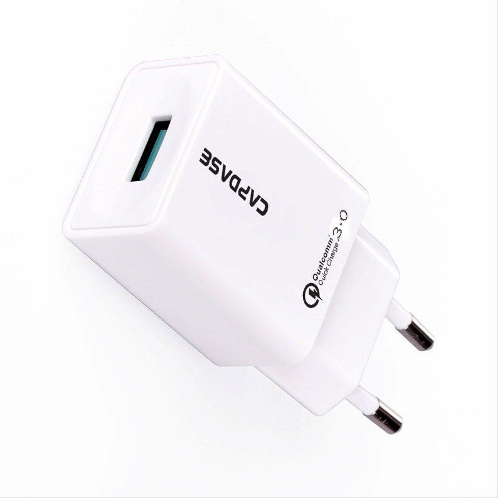 Adaptor+USB CAPDASE AD-00-D122 Wall Charger Raptor & Micro USB