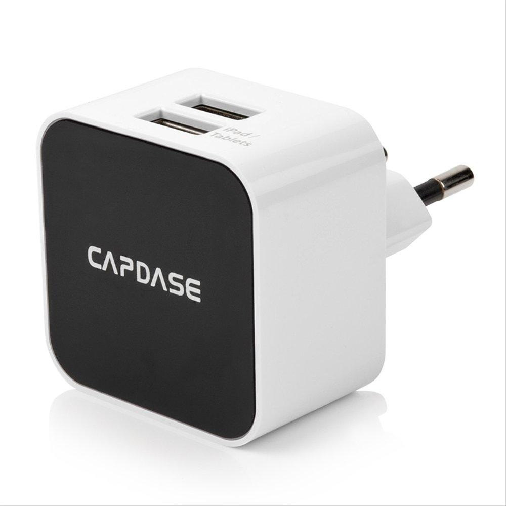 Charger CAPDASE TK00-AM2S Cube K2 2in1 Lightning+Micro USB