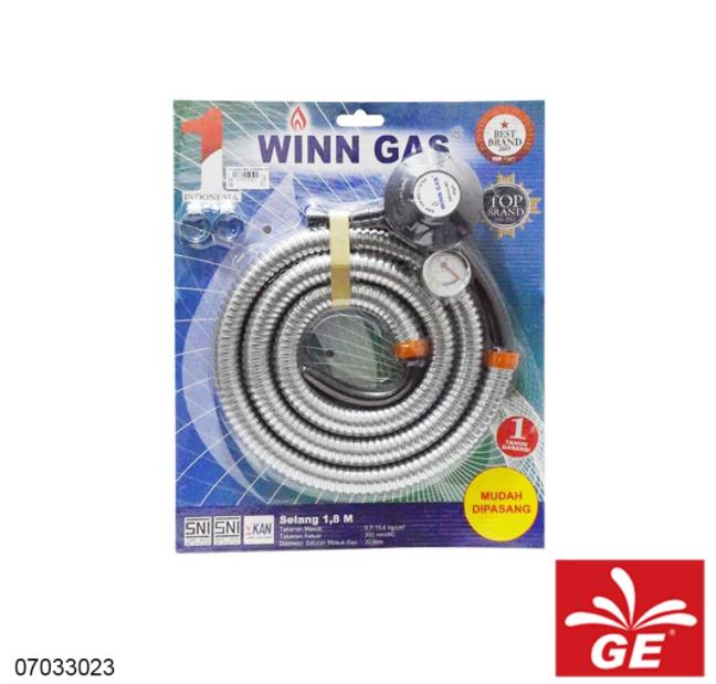 Regulator & Selang Gas WINN GAS W298 07033023