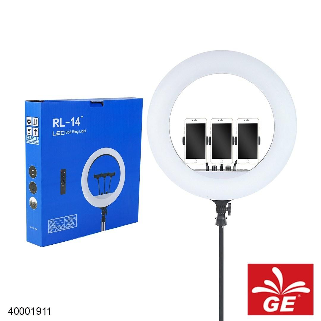 "Lampu LED RL-14"" Soft Ring Light 36vm 40001911"