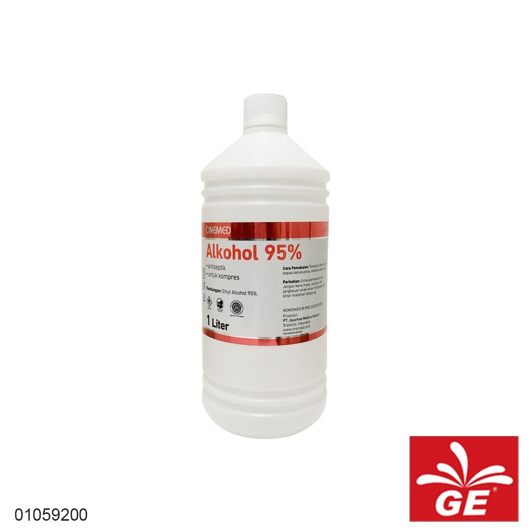 Antiseptik Alkohol 90% ONE MED Untuk Kompres 01059200
