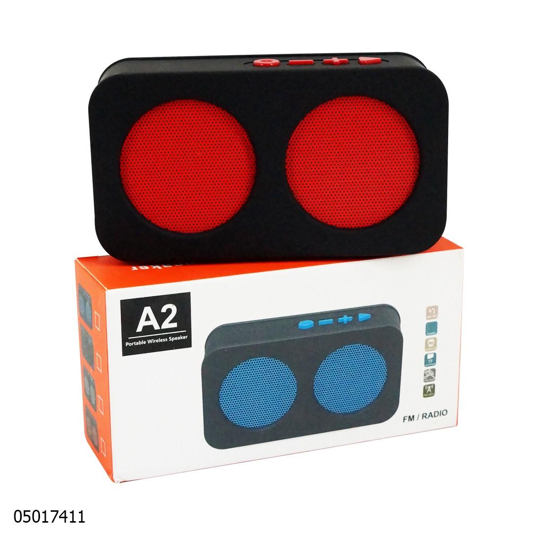 Speker Mini Portable Bluetooth A2 05017411