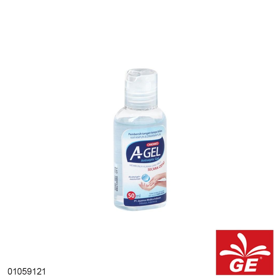 Antiseptik Gel ONE MED A-Gel 50ml 01059121