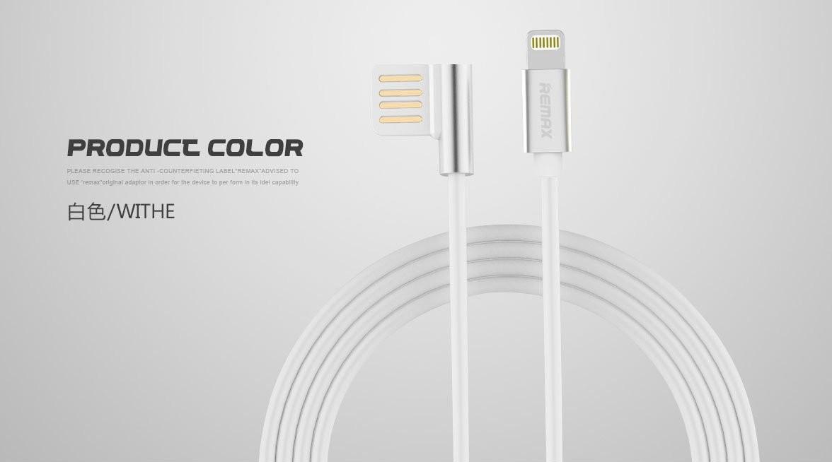 Kabel Data REMAX Emperor RC-054m Micro 1M Putih 05018875