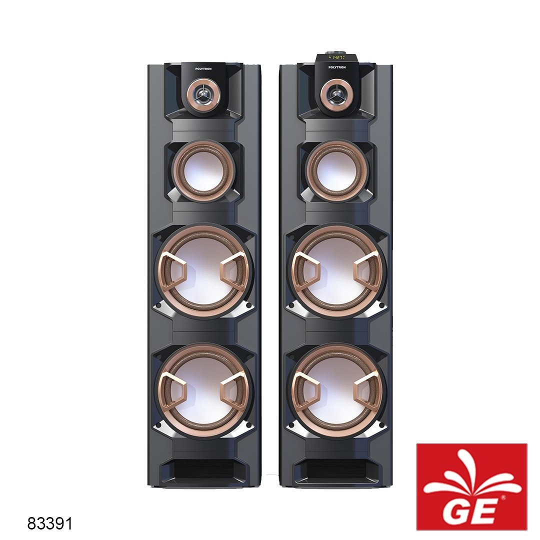 Speaker Bluetooth POLYTRON PAS 8E28 83391