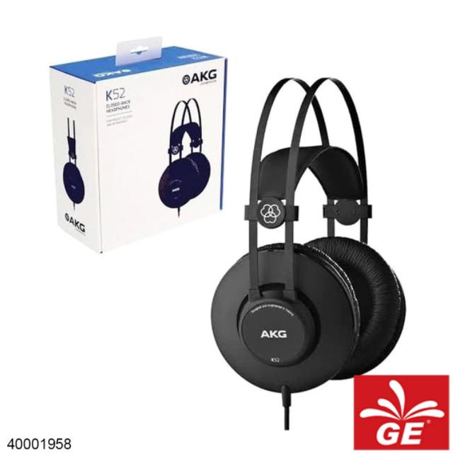Headphone AKG K52 Closed-Back Headphones 40001958
