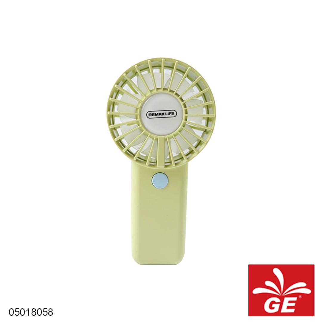 Kipas Angin Mini REMAX RL-FN30 Hijau 05018058