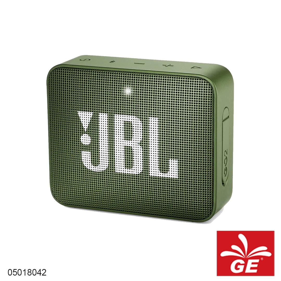 Speaker JBL Mini GO2 Hijau 05018042