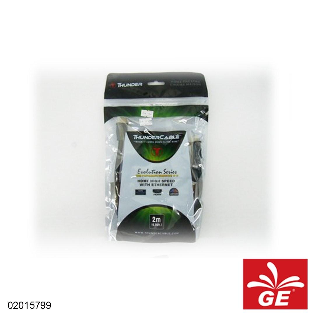 Kabel HDMI THUNDERCABLE KS-E614 2M/3M/5M 02015799/800/801
