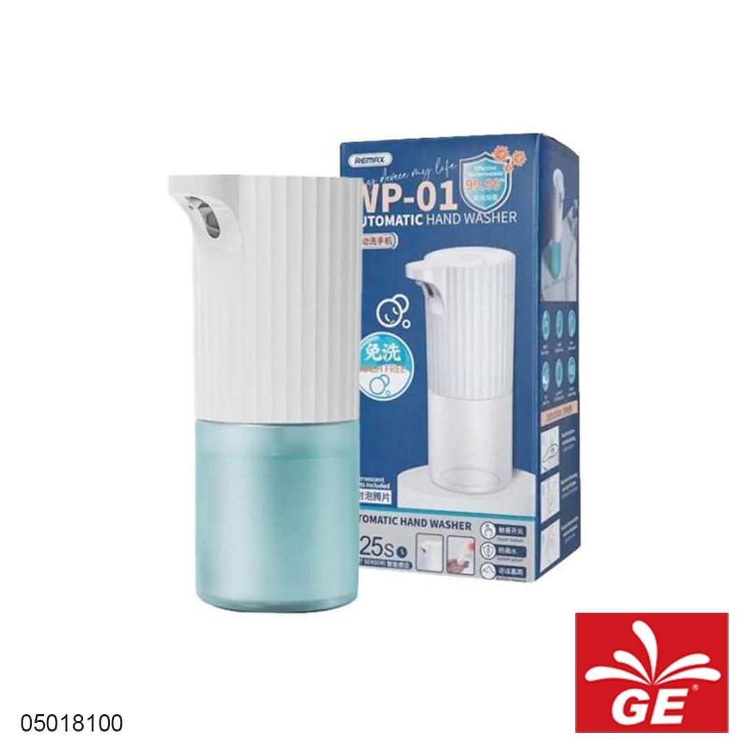 Alat Cuci Tangan REMAX WP-01 Hand Washer Automatic 05018100