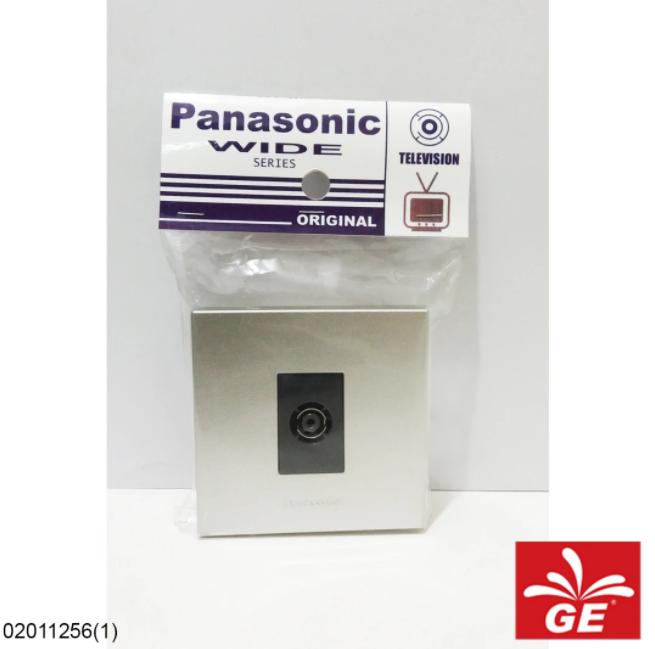 Saklar Wide TV PANASONIC WESJ78019MWS+2501H 02011256