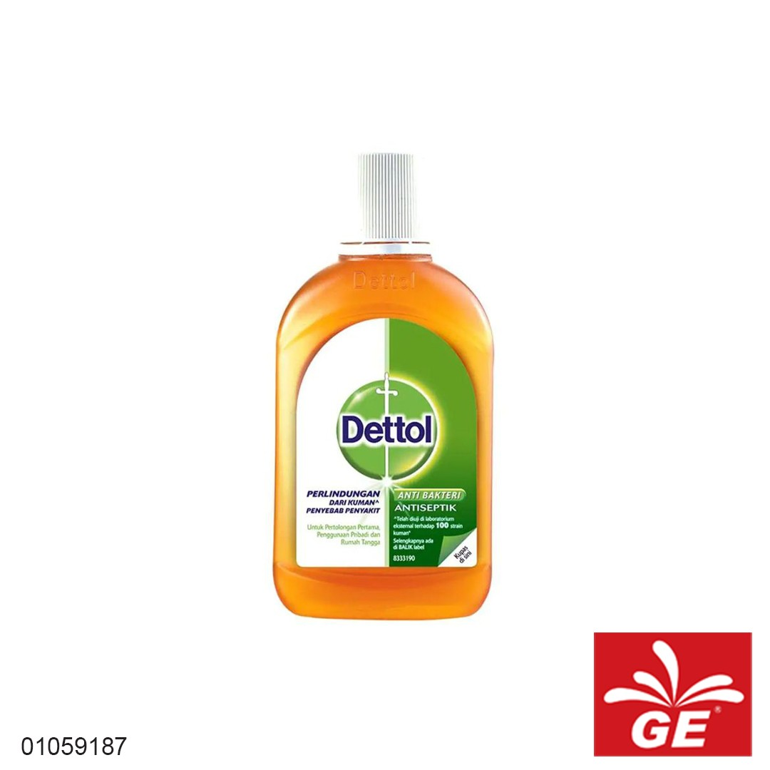 Antiseptik Cair DETTOL 95ml 01059187