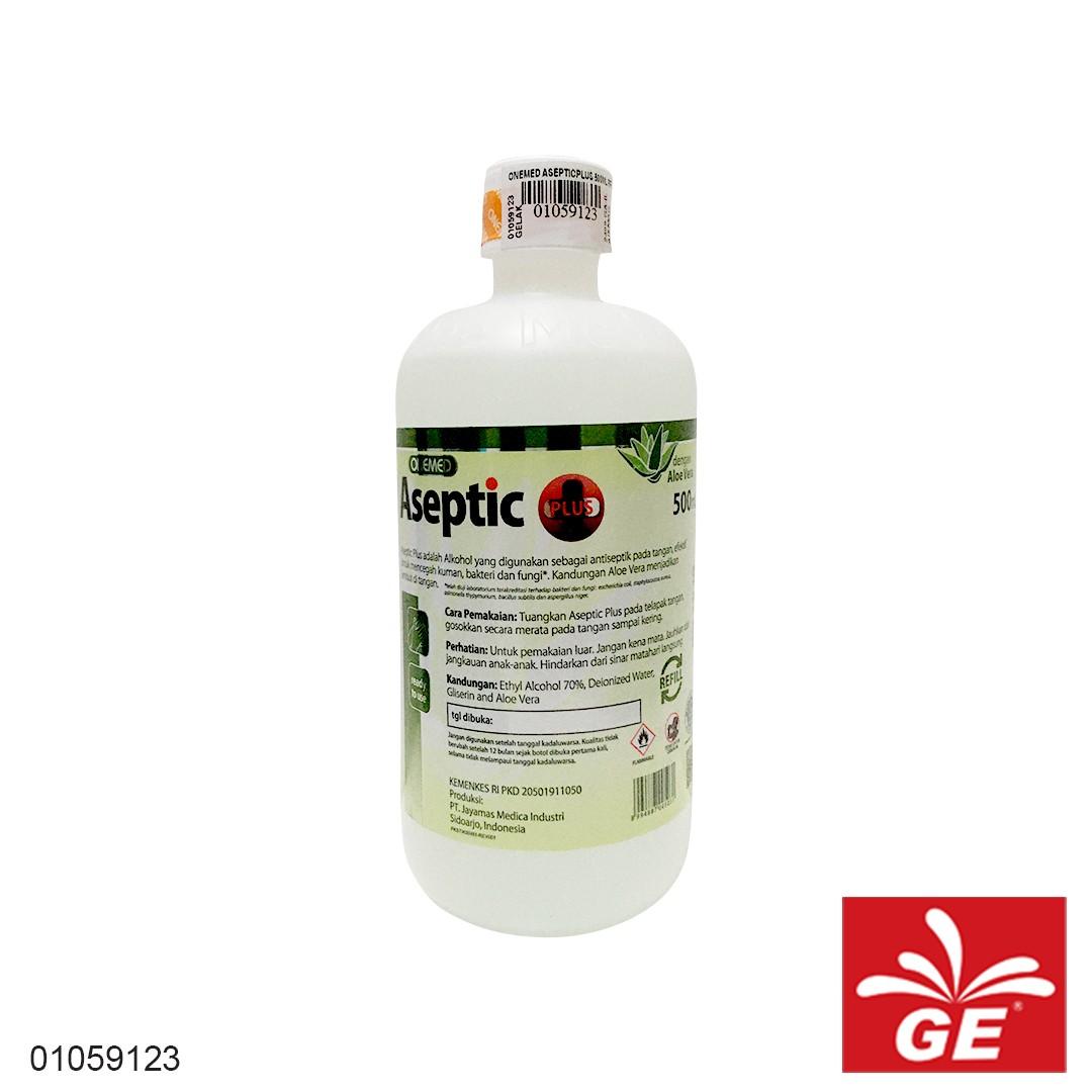 Antiseptik Alkohol Liquid ONE MED Aseptic Plus Refill 01059123