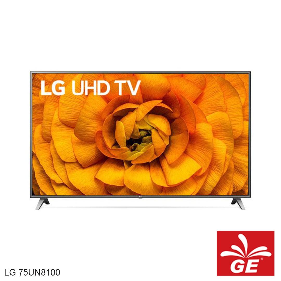 TV UHD LG 75UN8100 75inch