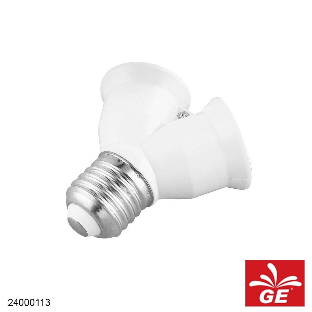Holder Lampu E27 2 Cabang 24000113