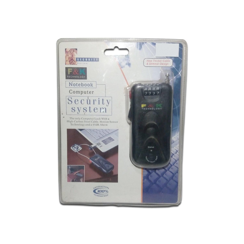 Kunci Laptop F&K TECHNOLOGY Security System 09006717