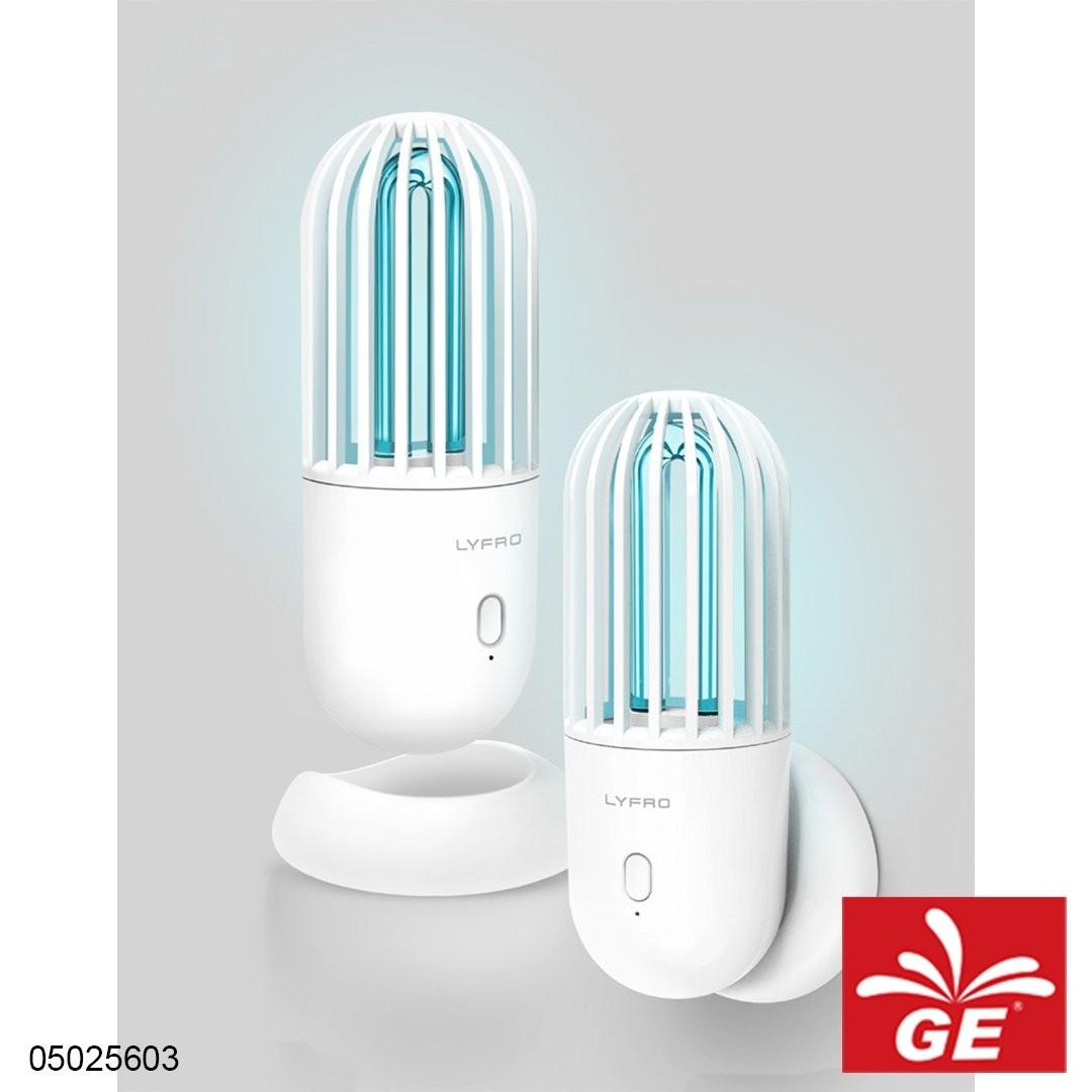 Lampu UVC LYFRO Hova Ultra Portable Sanitizing Lamp 05025603