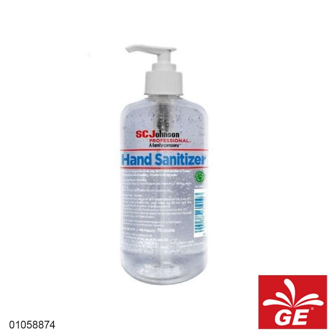 Hand Sanitizer Gel JOHNSON 500ml 01058874