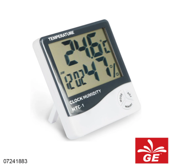 Termometer Hygrometer GPCT HTC-1 In/Outdoor 07241883