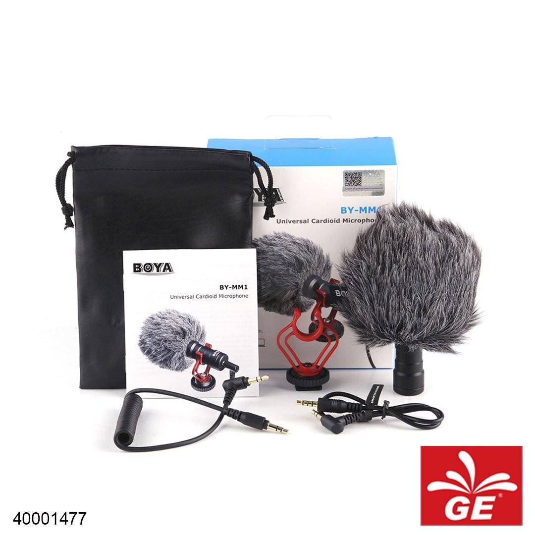 Mikrofon BOYA BY-MM1 Universal Cardioid Microphone 40001477