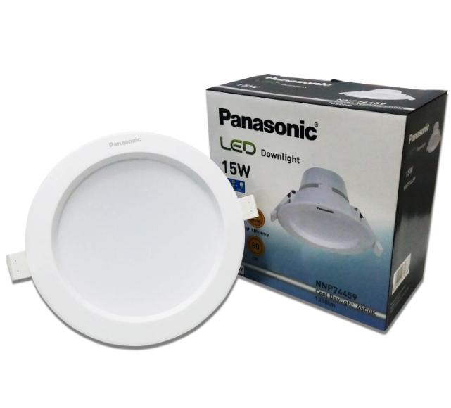Lampu Downlight LED PANASONIC NNP 74459 Cool Daylight 15W 150mm