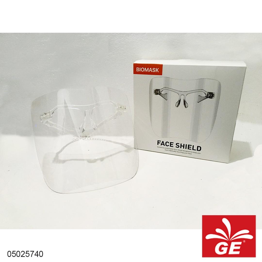 Face Shield BIOMASK Kacamata 05025740