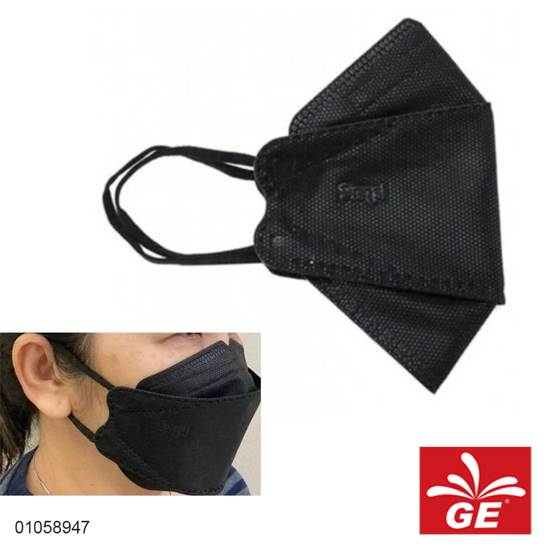 Masker SENSI Convex Mask Hitam 01058947