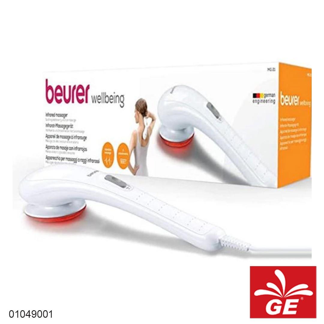 Alat Pijat BEURER Wellbeing Massager MG21 01049001