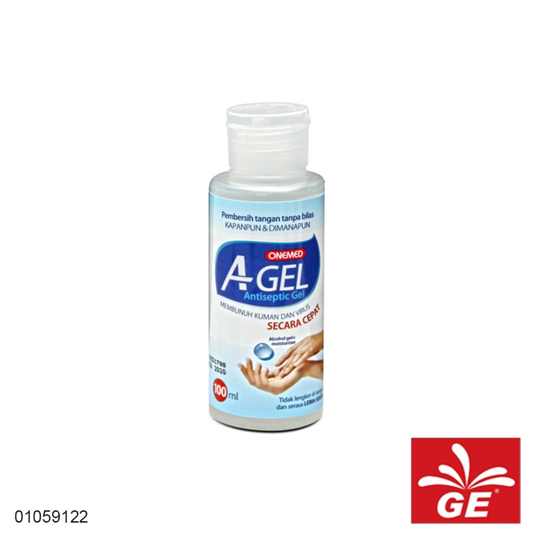 Antiseptik Gel ONE MED A-Gel 100ml 01059122
